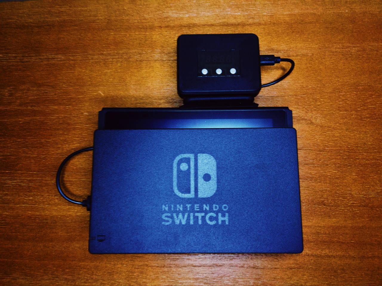 Switch版DBDおすすめ冷却ファン